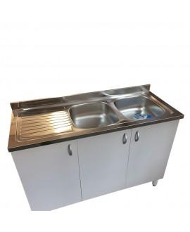 Lavello 2 vaschette