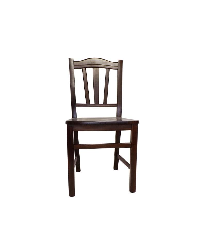 Sedie In Legno Ciliegio.Sedia Silvana Legno