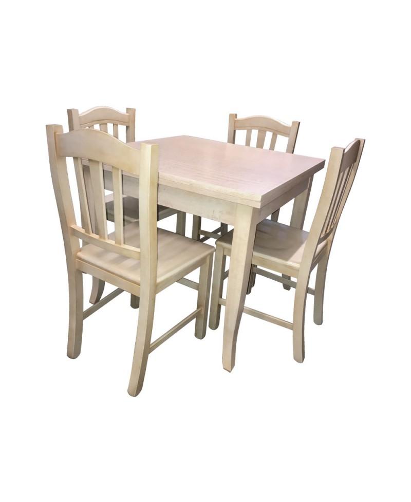 Tavoli shabby tavolo da pranzo allungabile stile shabby for Tavolo stile shabby