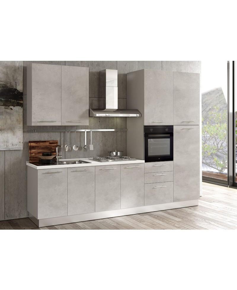 Cucine Moderne Da 3 Metri.Cucina 3 Metri