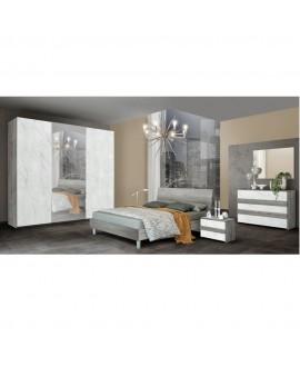 Camera da letto Carrara scorrevole